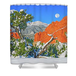 Sensitive People Suffer More, But They Also Love More And Dream More.  Shower Curtain