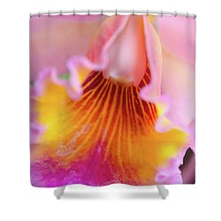 Sensual Floral Shower Curtain