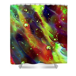 Sensual Illusion Shower Curtain by Todd Breitling