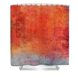Ser. One #01 Shower Curtain