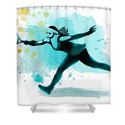 Serena Shower Curtain
