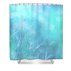 Serene Shower Curtain