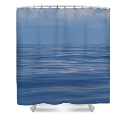 Serene Pacific Shower Curtain