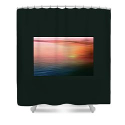 Serenity Shower Curtain