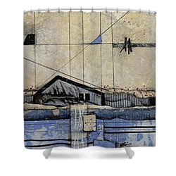 Serenity Home Shower Curtain