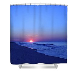 Serenity I I Shower Curtain by Newwwman