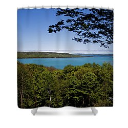 Shower Curtain featuring the photograph Serenity by Joann Copeland-Paul