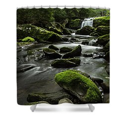 Shower Curtain featuring the photograph Serenity  by Julie Andel