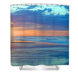 Serenity Shower Curtain by  Newwwman