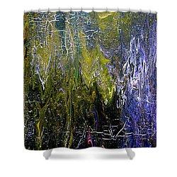 Series 2017 Shower Curtain by David Hatton
