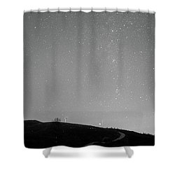 Shower Curtain featuring the photograph Serpent by Bruno Rosa
