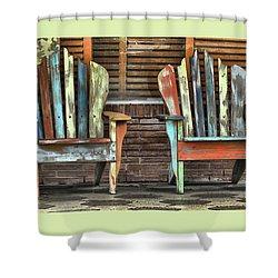 Set A Spell Shower Curtain