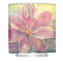Seven Petals Shower Curtain