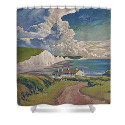 Seven Sisters Shower Curtain