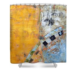 Art Print Seven7 Shower Curtain