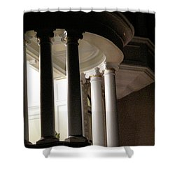 Sf Nightwalk Shower Curtain