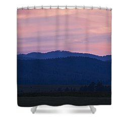 Shades Of Beauty Shower Curtain by Deborah Klubertanz