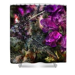 Shades Of Purple  Shower Curtain