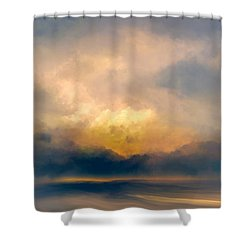 Shades Of Shadow Shower Curtain