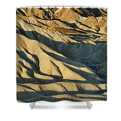 Shadow Delight Shower Curtain