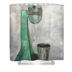 Shake It Up Shower Curtain