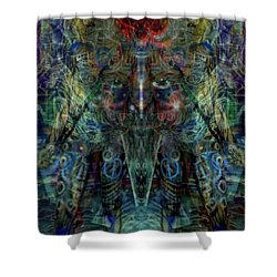 Shamanic Dream Shower Curtain