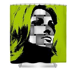Sharon Tate Shower Curtain