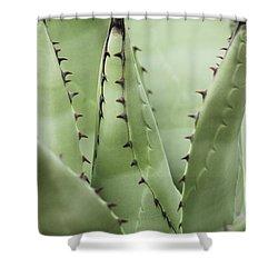 Sharp Impressions Shower Curtain
