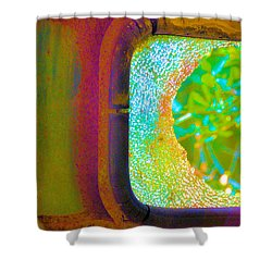 Shattered Dreams Shower Curtain by Jan Amiss Photography