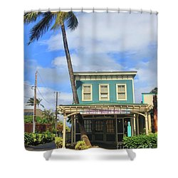 Shower Curtain featuring the photograph Shave Ice by DJ Florek