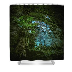 Shawnee Stone Shower Curtain