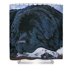 Shelby Shower Curtain by Nadi Spencer