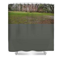 Sheldon Church 10 Shower Curtain