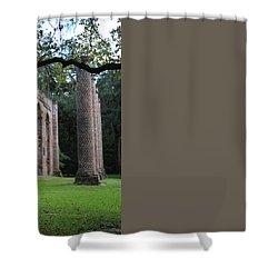 Sheldon Church 5 Shower Curtain