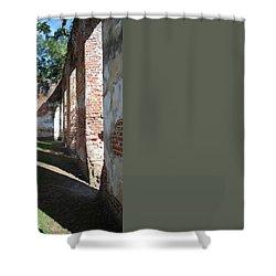 Sheldon Church 8 Shower Curtain