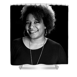 Shena Randolph 2 Shower Curtain