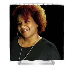 Shena Randolph Shower Curtain