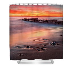 Sheridan Sunrise Shower Curtain