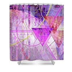 Shibumi Spirit Shower Curtain by John Beck