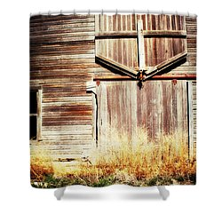 Shower Curtain featuring the photograph Shine The Light On Me by Julie Hamilton