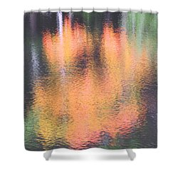 Shining Shower Curtain