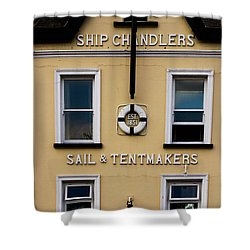 Ship Chandlers Shower Curtain