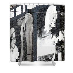 Shirley And Mae Shower Curtain