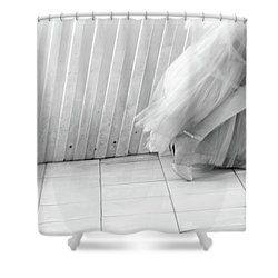 Shoes #6334 Shower Curtain