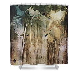 Shop Window Shower Curtain by Alexis Rotella