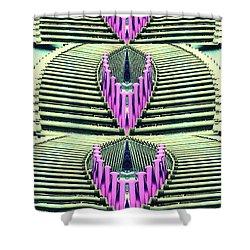 Shopping Queen Shower Curtain