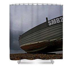 Shoreham Boat Shower Curtain