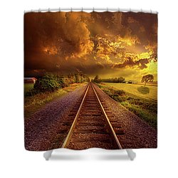 Short Stories To Tell Shower Curtain