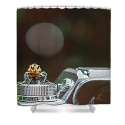 Shutterbug- Shower Curtain