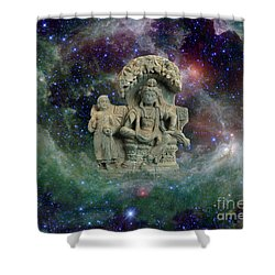 Siddharta Shower Curtain